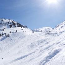 Ski Diamond - La Corniche
